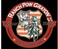 Ranch Pow Grayon dans le Vercors – Gîte insolite, chambre d'hôtes , relais moto vélo et équestre Logo